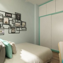 Child's Room in BTO or HDB Residence