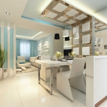 Dining Room in BTO or HDB Residence