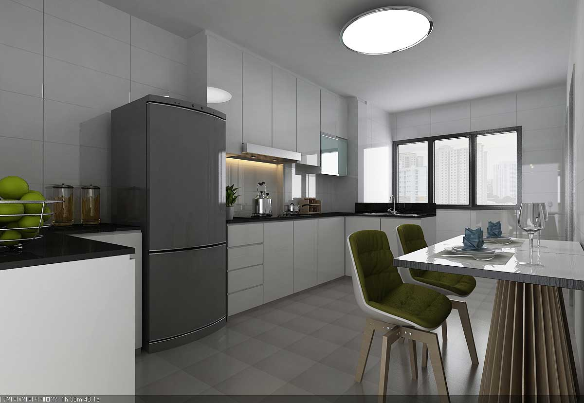 kitchen design for hdb hdb interior design singapore top hdb renovation contractor 4434