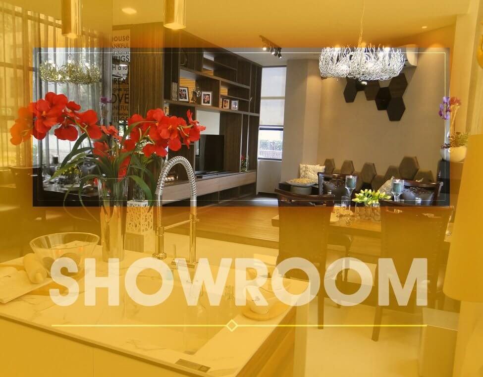 corporate showroom